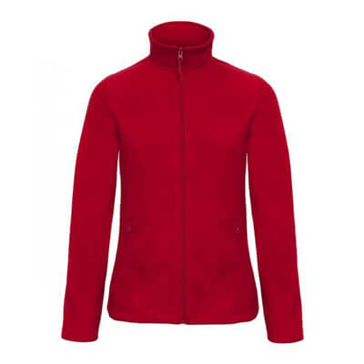 Dames Micro Fleece Full Zip - FWI51