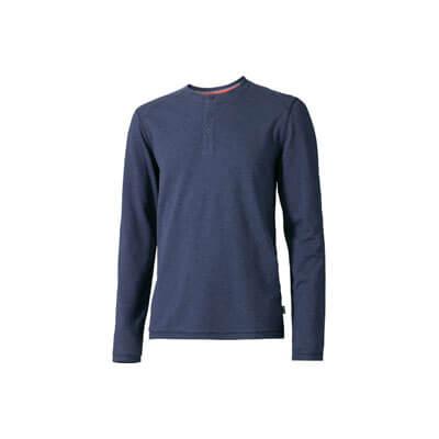 Touch shirt met lange mouwen