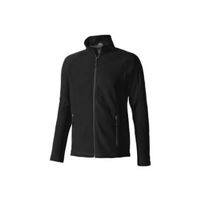 Jacheta sport barbateasca din microfleece Rixford