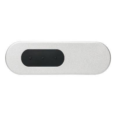 Flat laser pointer en presenter
