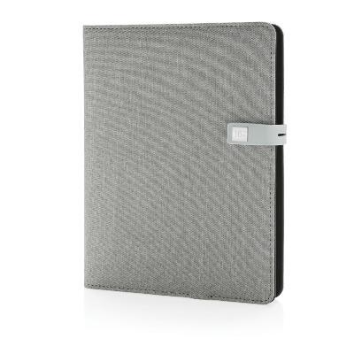 Kyoto powerbank & USB notitieboek