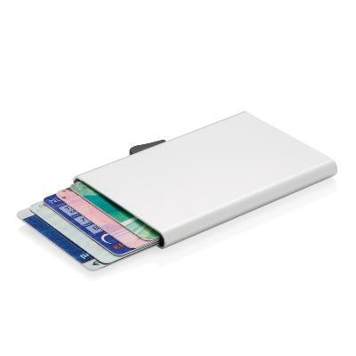 Portecartes En Aluminium AntiRFID CSecure - Porte carte aluminium