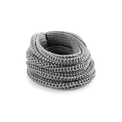 Fular tricotat circular Eternity
