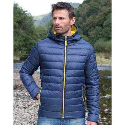 Snow Bird Hooded Jacket