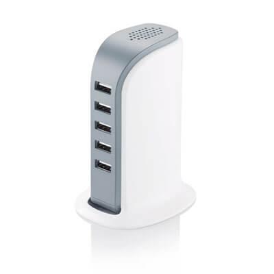 Statie incarcare 6 porturi USB, 6A