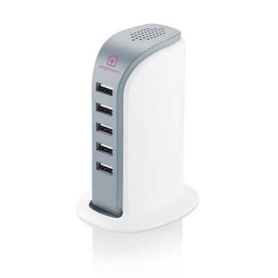 6A -5 poort USB oplaadstation