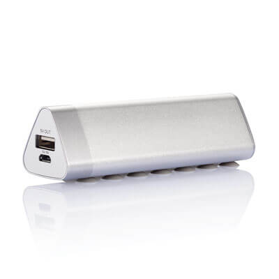 2200 mAh sticky powerbank
