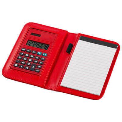 Smarti notitieboek met rekenmachine