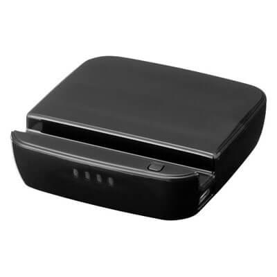 Acumulator 2200 mAh extern si suport telefon Forza