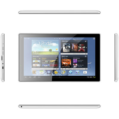 Tableta 1700Q Android de 10.1 inch