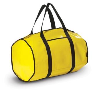 Geanta sport material netesut laminat tip sac marinaresc