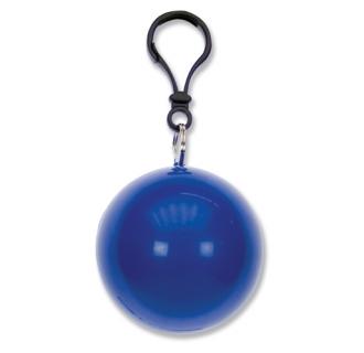 Regenponcho verpakt in bal