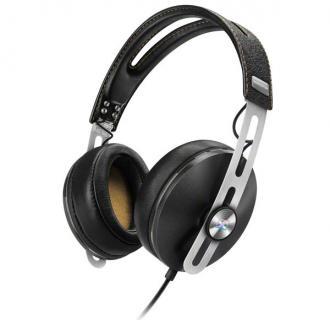 Over ear stereo headphones MOMENTUM 2.0 i Black