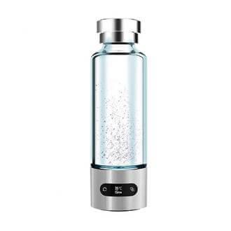 Sticla apa cu sistem de ionizare si bluetooth