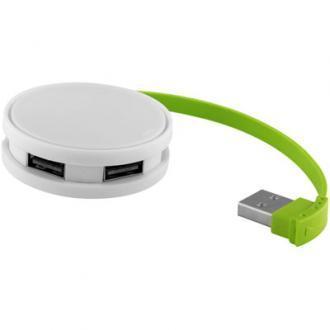 Hub rotund cu 4 porturi USB