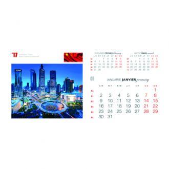 Calendar de birou Orasele lumii