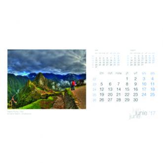 Calendar de birou Peisaje