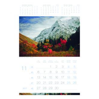 Calendar de perete Peisaje