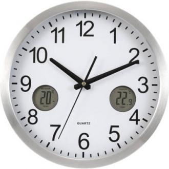 Ceas de perete din plastic 12