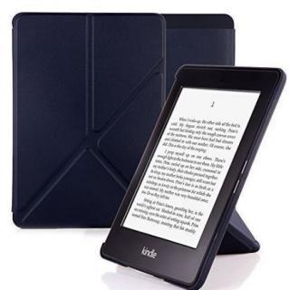 Husa de protectie flip cover eBook Kindle Paperwhite, negru