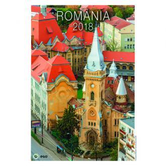 Calendar de perete Romania