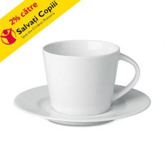 Set de ceasca si farfurie Cappuccino