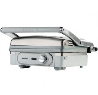 Gratar Electric Breville VHG026X-01, 1800 W, DuraCeramic, Control temperatura