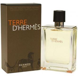 Apa de Toaleta Hermes Terre D'Hermes, Barbati, 100ml