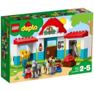 LEGO® DUPLO® Town Grajdul poneilor 10868