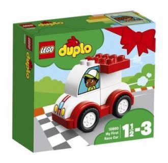 LEGO® DUPLO® Prima mea masina de curse 10860