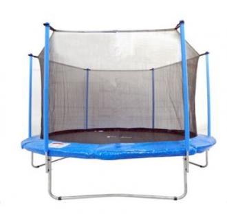 Trambulina Kondition, cu plasa de protectie si scara, 366 cm