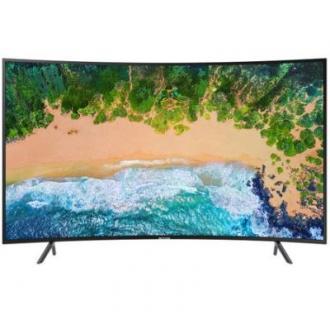 Televizor LED Curbat Smart Samsung, 163 cm, 65NU7302, 4K Ultra HD