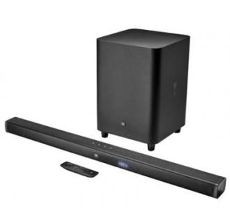 Soundbar JBL BAR 3.1, 450W, bluetooth, subwoofer wireless, Negru