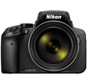 Aparat foto digital Nikon COOLPIX P900, 16 MP, Black