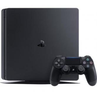 Consola Sony Playstation 4 SLIM, 500 GB, Neagra
