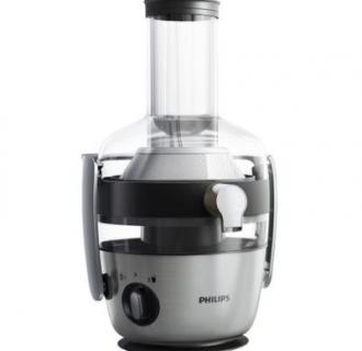 Storcator de fructe si legume Philips Avance Collection HR1922/20, 1200 W, Metalic