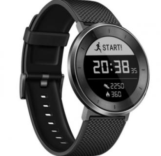 Bratara fitness Huawei Fit, large, Titanium Grey/Black