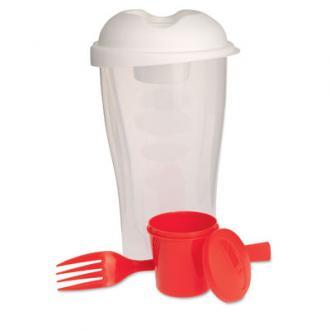 Pahar plastic salata