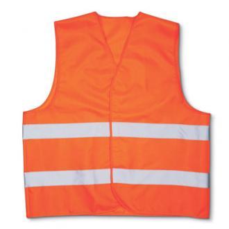 Vesta de protectie reflectorizanta