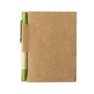 Bloc notes ecologic Cartopad