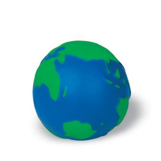 Minge antistres sub forma de glob pamantesc Mondo