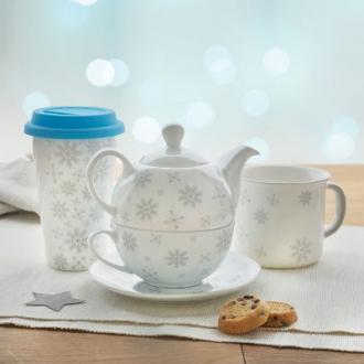Set de Craciun pentru ceai