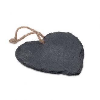 Ornament inima din ardezie