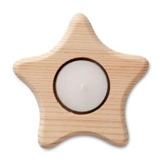 Suport pentru lumanare sub forma de stea
