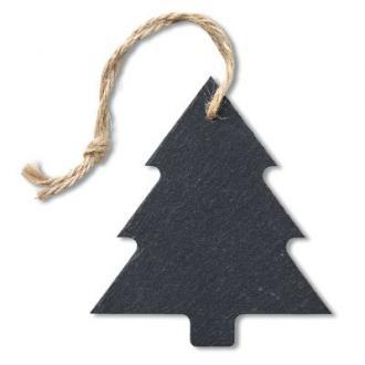 Ornament brad din ardezie