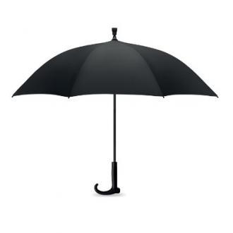 Umbrela cu functie de baston