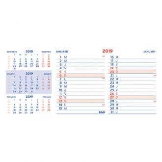 Calendar de birou Triptic