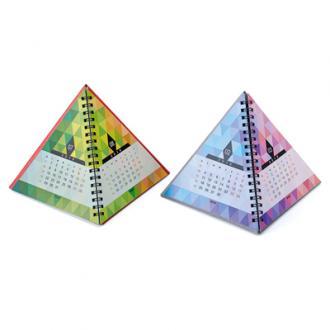 Calendar de birou Piramida