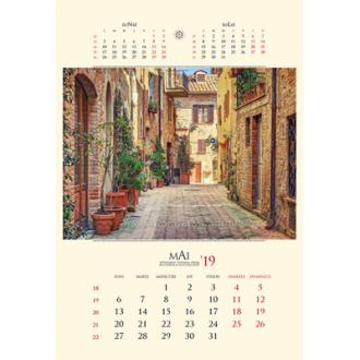 Calendar de perete Strazi