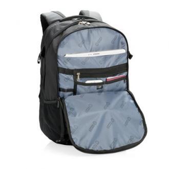"""15"""" outdoor laptop rugzak met regenhoes"""